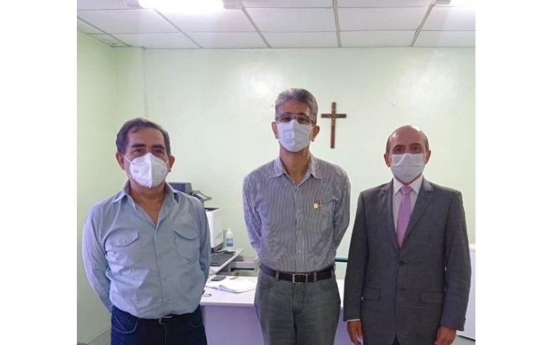 Issec recebe visita da Associação dos Delegados de Polícia Civil do Estado do Ceará