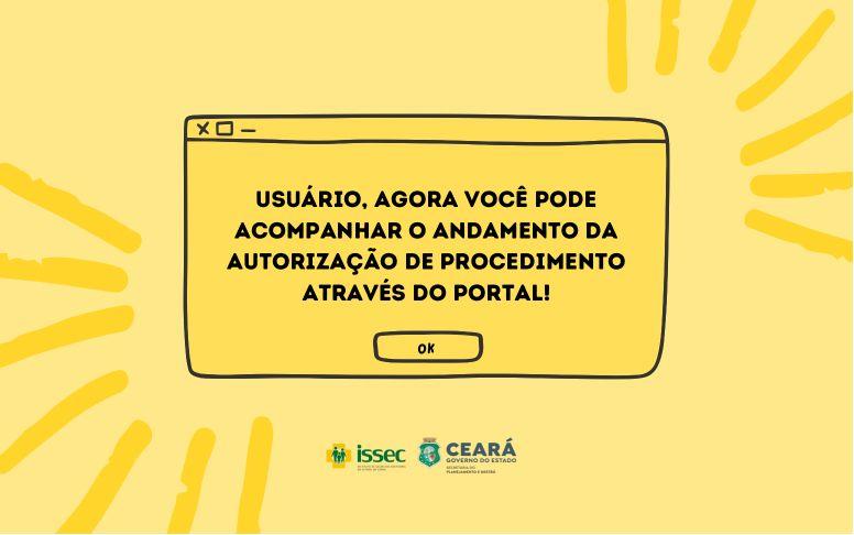 Acompanhamento de autorização de procedimentos – Portal do Usuário